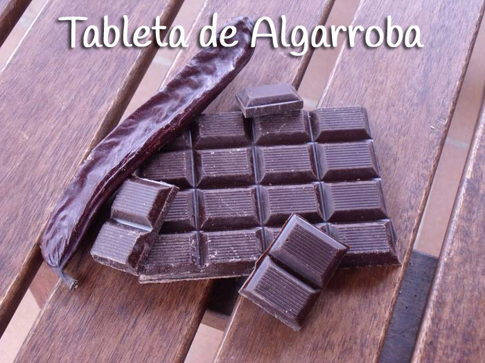 Tableta de Algarroba