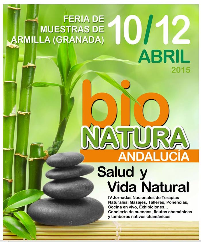 Caroube en Bio Natura 2015