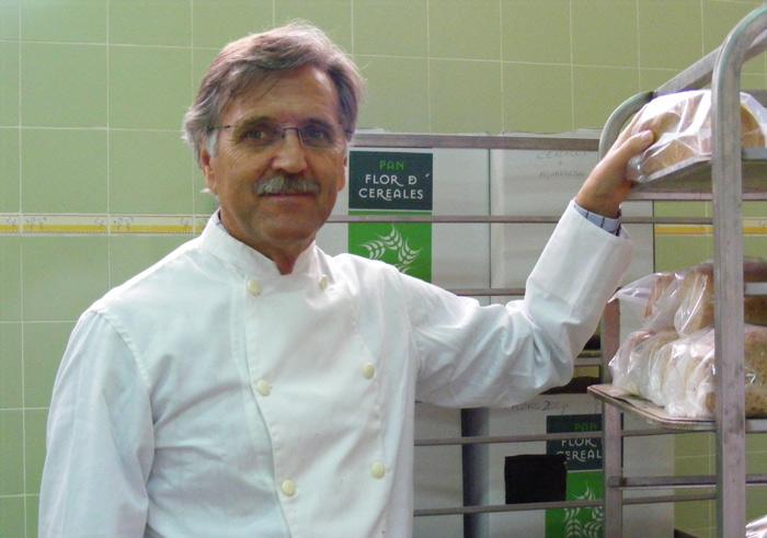 Fernando Sanz de la Panadería La Vega del Henares