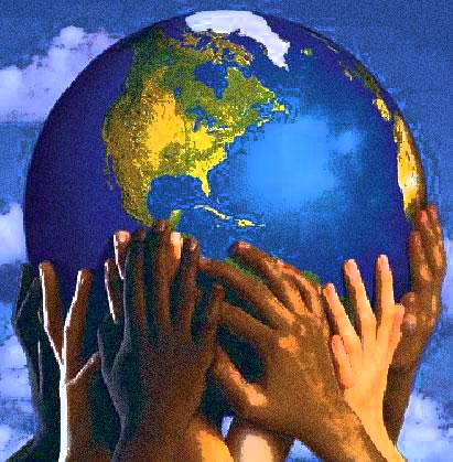 Personas unidas para el bien común.