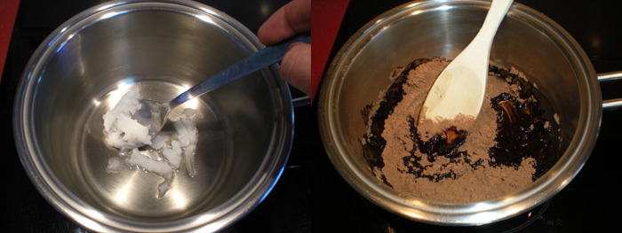 receta trufas de algarroba