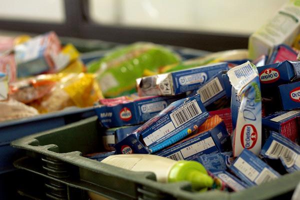 Alimentos que caducados que se descartan en los supermercados